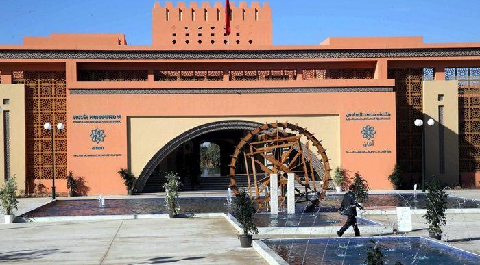 Marrakech : Le Musée Mohammed VI de la civilisation de l'eau au Maroc inauguré