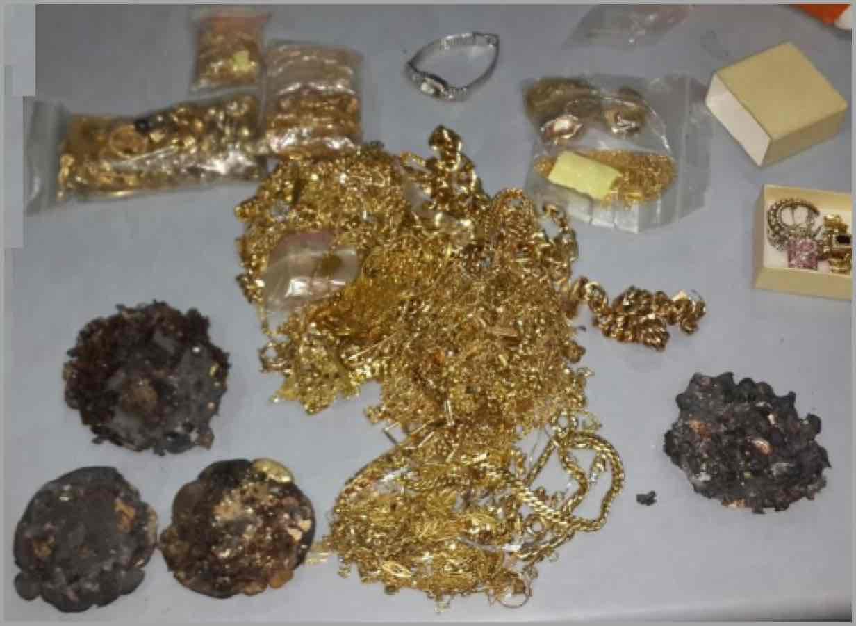 La Douane marocaine déjoue un trafic d'or