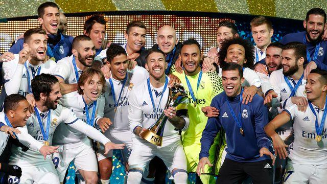 Mondial des clubs 2016 : Le Real Madrid sacré