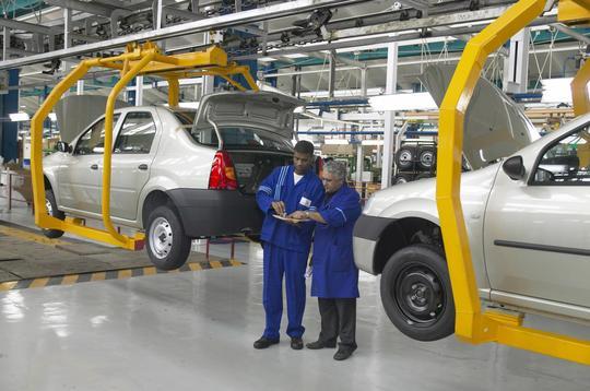 Exportations marocaines : Le secteur automobile cartonne