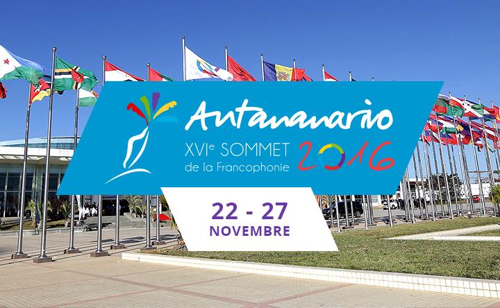 Antananarivo : Début des travaux du XVIème Sommet de la Francophonie