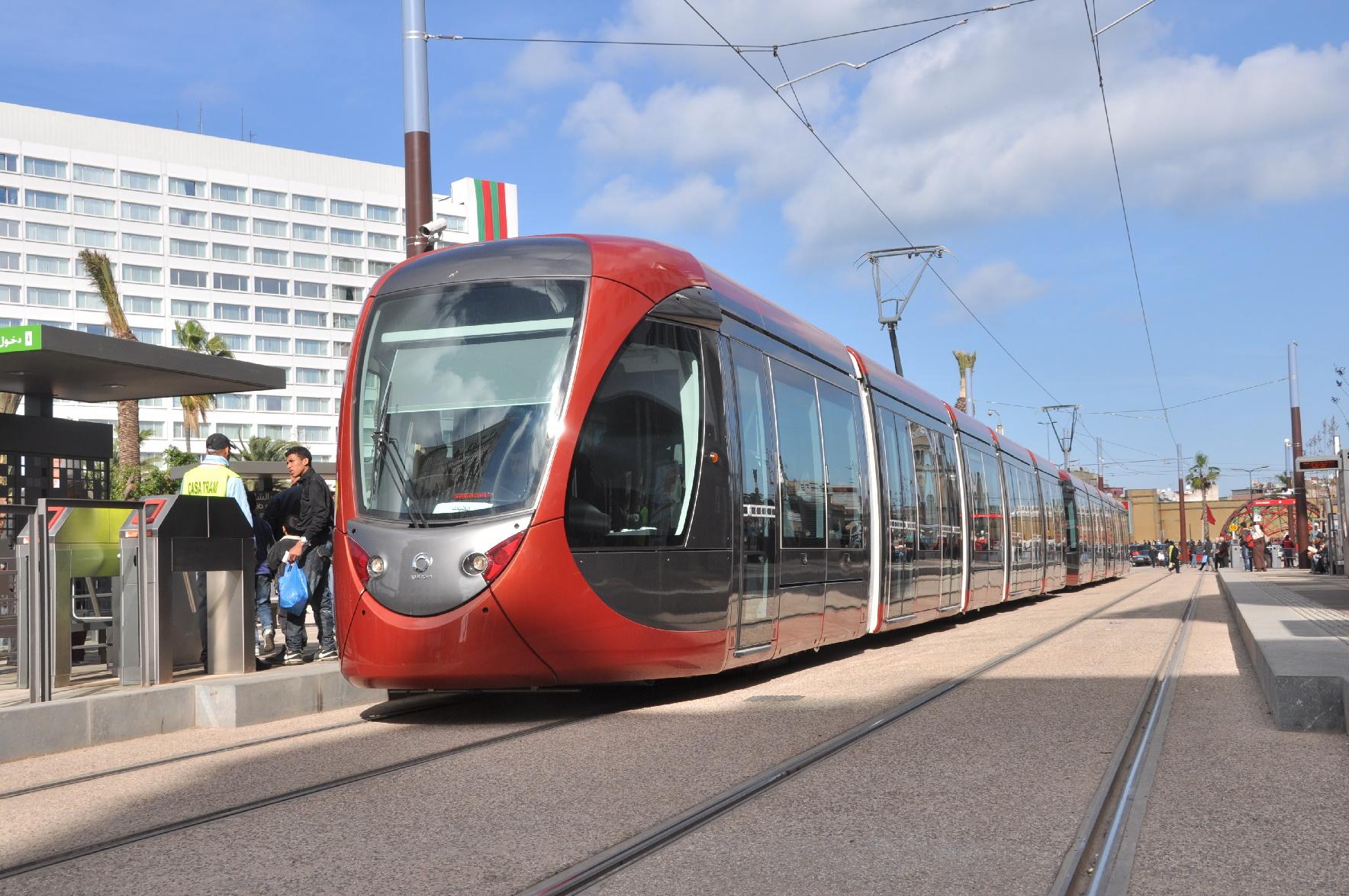 Tramway de Casa : Engie s'offre un marché de 192 MDH
