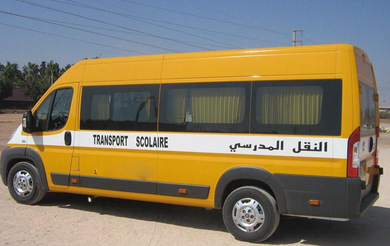 Pour un transport scolaire en toute sécurité