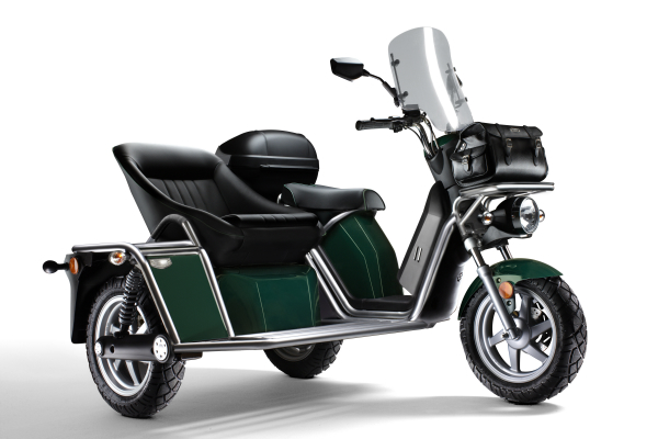 """Des tricycles électriques """"Made in Morocco"""""""