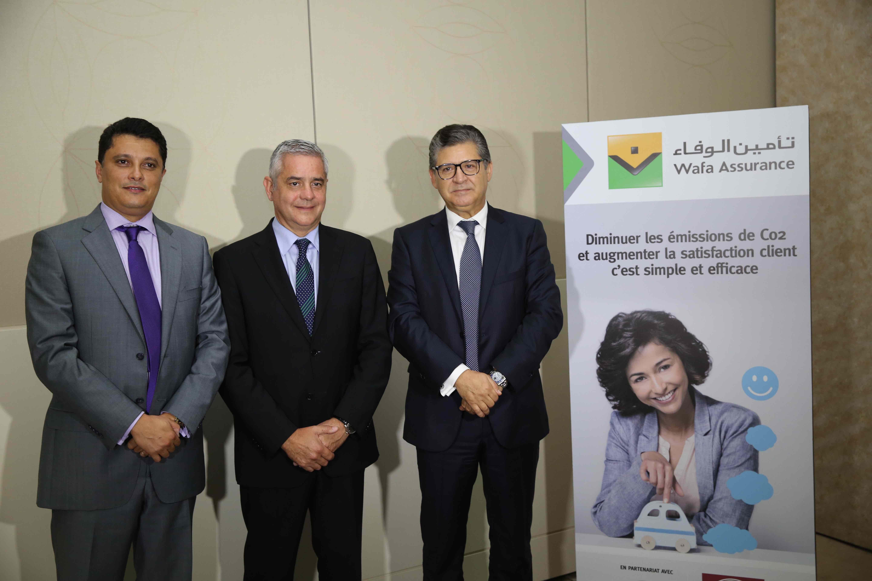 Wafa Assurance et Toyota du Maroc unies pour la COP22